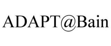 ADAPT@BAIN