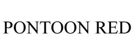 PONTOON RED