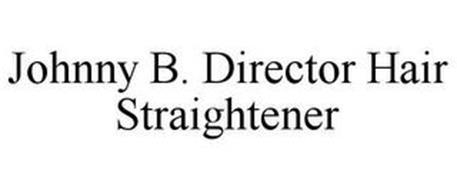 JOHNNY B. DIRECTOR HAIR STRAIGHTENER