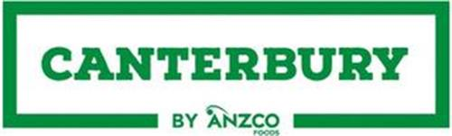 CANTERBURY BY ANZCO FOODS