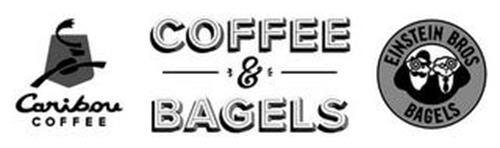 CARIBOU COFFEE COFFEE & BAGELS EINSTEIN BROS BAGELS