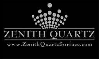 ZENITH QUARTZ WWW.ZENITHQUARTZSURFACE.COM
