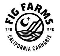 FIG FARMS TRD MRK CALIFORNIA CANNABIS