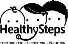 HEALTHYSTEPS PEDIATRIC CARE · SUPPORTING · PARENTING
