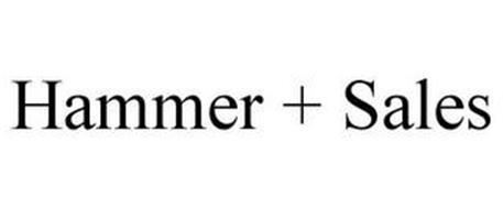 HAMMER + SALES