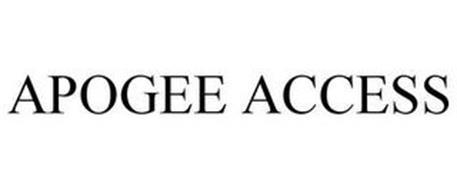 APOGEE ACCESS