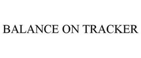 BALANCE ON TRACKER