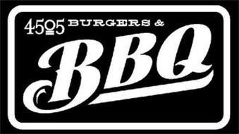 4505 BURGERS & BBQ
