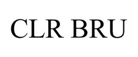 CLR BRU