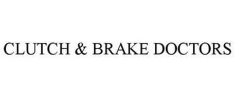 CLUTCH & BRAKE DOCTORS
