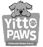 YITTO PAWS UNLEASH SOME LOVE!