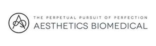 A S THE PERPETUAL PURSUIT OF PERFECTIONAESTHETICS BIOMEDICAL