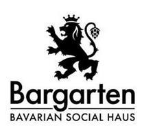 BARGARTEN BAVARIAN SOCIAL HAUS