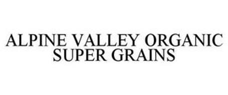 ALPINE VALLEY ORGANIC SUPER GRAINS