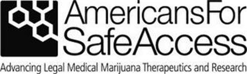 AMERICANS FOR SAFE ACCESS ADVANCING LEGAL MEDICAL MARIJUANA THERAPEUTICS AND RESEARCH