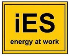 IES ENERGY AT WORK