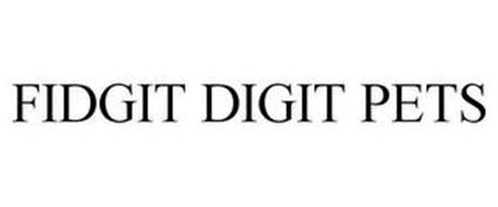 FIDGIT DIGIT PETS