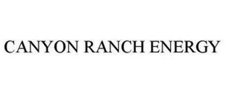 CANYON RANCH ENERGY