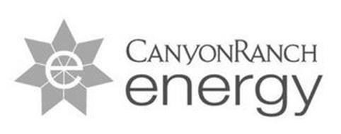 E CANYONRANCH ENERGY