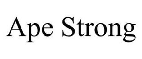 APE STRONG
