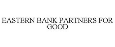 EASTERN BANK PARTNERS FOR GOOD