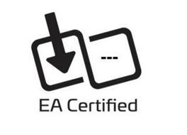 EA CERTIFIED