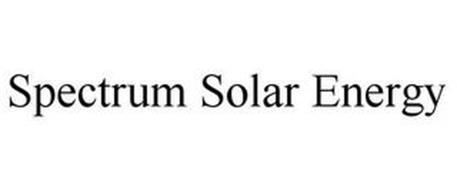 SPECTRUM SOLAR ENERGY