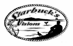 STARBUCK'S VISIONS I REFUSE TO SINK