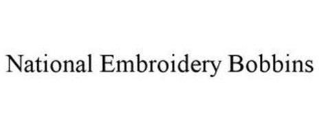 NATIONAL EMBROIDERY BOBBINS