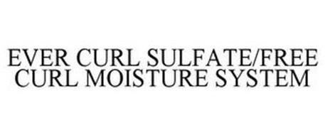 EVER CURL SULFATE/FREE CURL MOISTURE SYSTEM