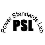 PSL POWER STANDARDS LAB