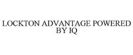 LOCKTON ADVANTAGE POWERED BY IQ