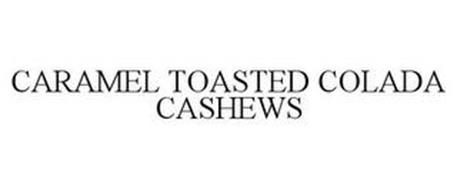 CARAMEL TOASTED COLADA CASHEWS