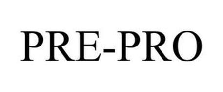 PRE-PRO