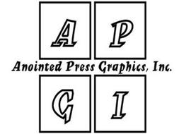 ANOINTED PRESS GRAPHICS, INC. APGI