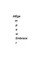 ALEGE EMPOWER EMBRACE