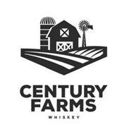 CENTURY FARMS WHISKEY