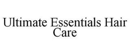 ULTIMATE ESSENTIALS HAIR CARE