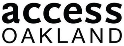 ACCESS OAKLAND