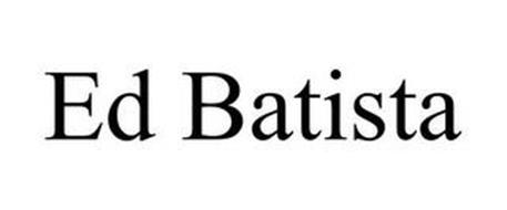 ED BATISTA