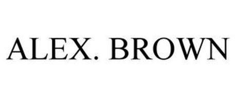 ALEX. BROWN