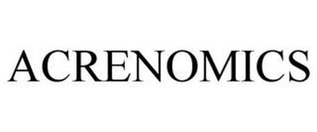 ACRENOMICS