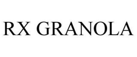 RX GRANOLA