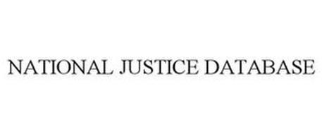 NATIONAL JUSTICE DATABASE