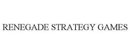 RENEGADE STRATEGY GAMES