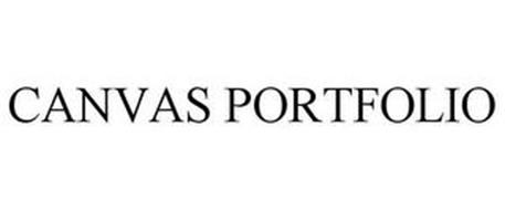 CANVAS PORTFOLIO