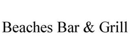BEACHES BAR & GRILL