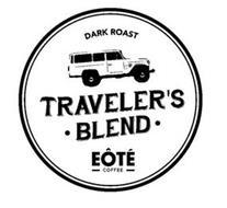 DARK ROAST TRAVELER'S · BLEND · EÔTÉ - COFFEE -