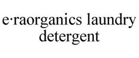 E·RAORGANICS LAUNDRY DETERGENT