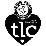 ARM & HAMMER THE STANDARD OF PURITY TENDER LOVING CARE TLC
